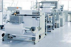Produkcja melt blown - Fibeco